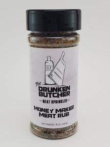 The Drunken Butcher - Money Maker Meat Rub