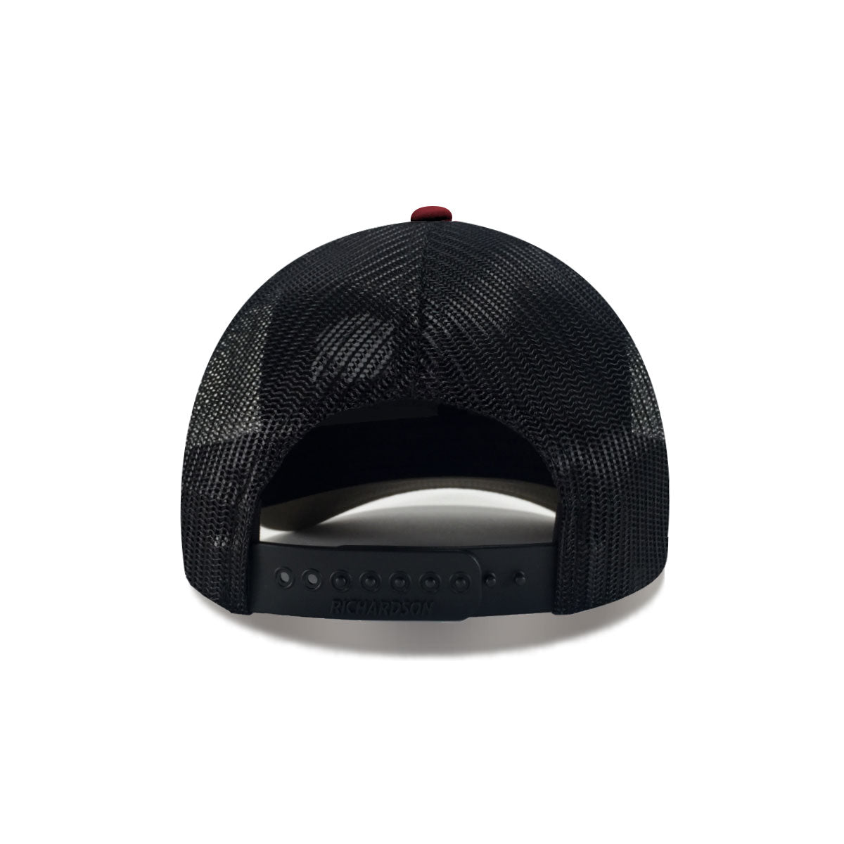 Uintah RA Leather Patch Trucker Hat