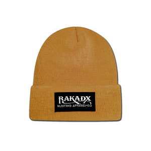 Everest Beanie | Wheat