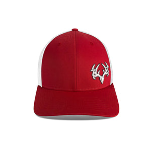 Big Red Snapback Hat