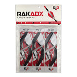 Rak Attack Arrow Wraps | White