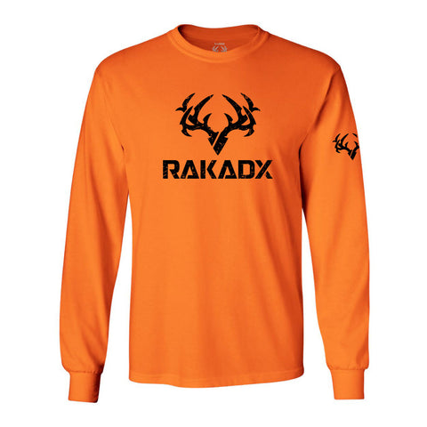 Blaze Orange Long Sleeve