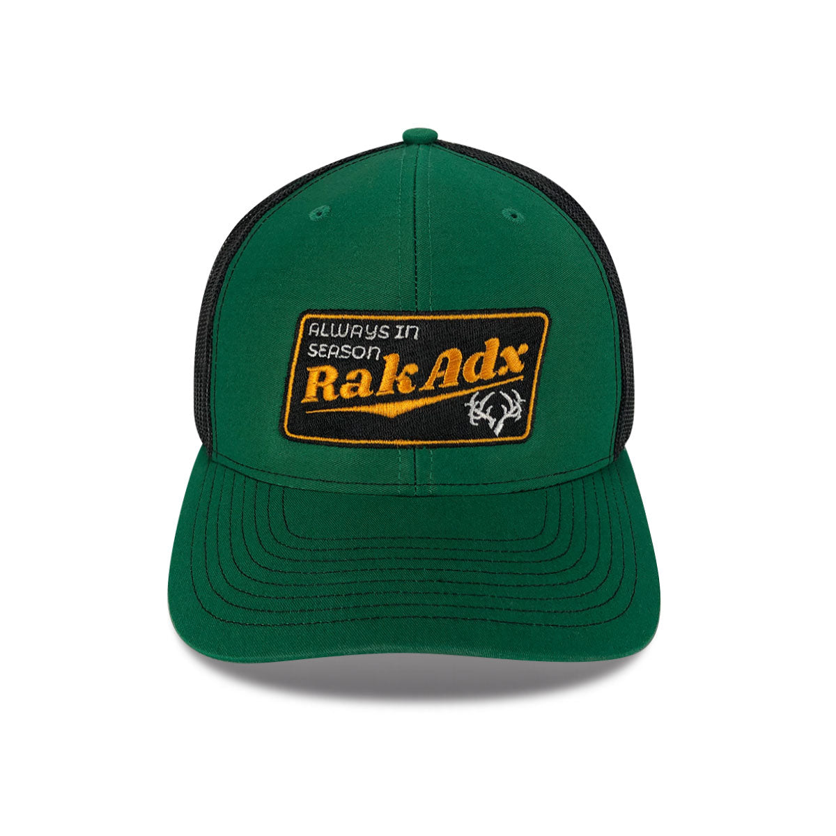 Custom Crafted RA Snapback Trucker Hat