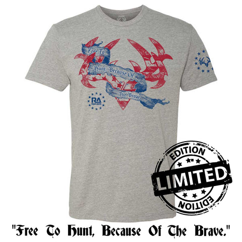 Hunt Free 🇺🇸 | Limited Edition