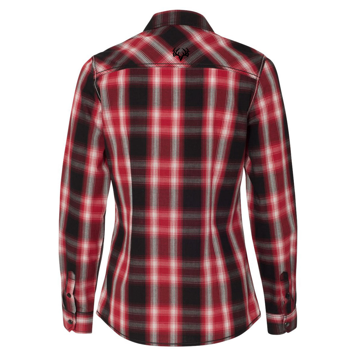 Ladies Jasper Western Shirt | Red*