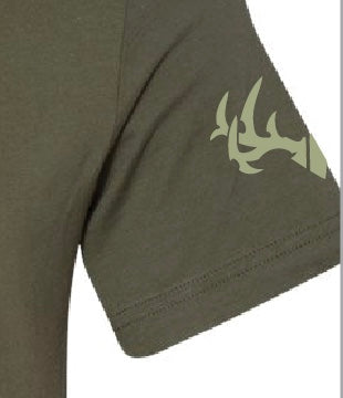 Ponderosa Muley Shed Tee