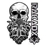 Rak Beard Decal