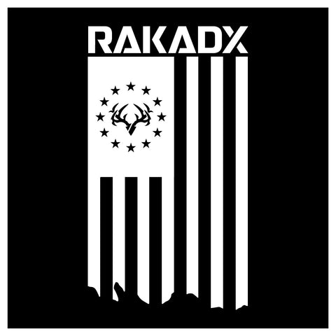 Rak N Flag Decal
