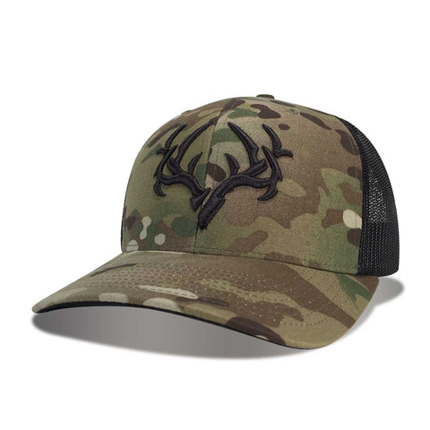 Shooter Snapback | MultiCam Green