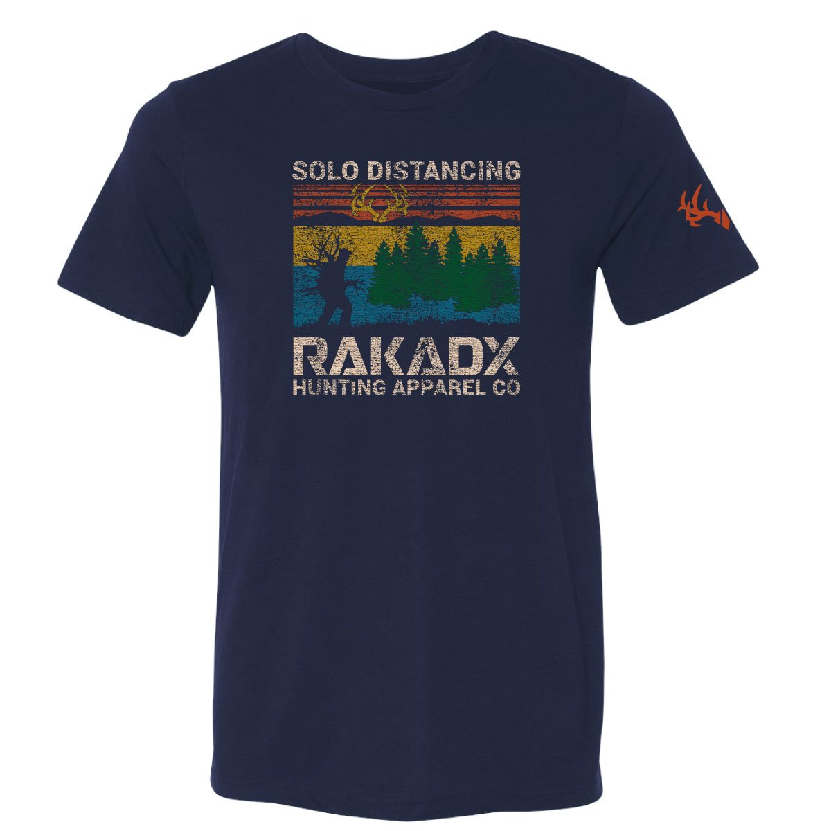 Solo Distancing Tee