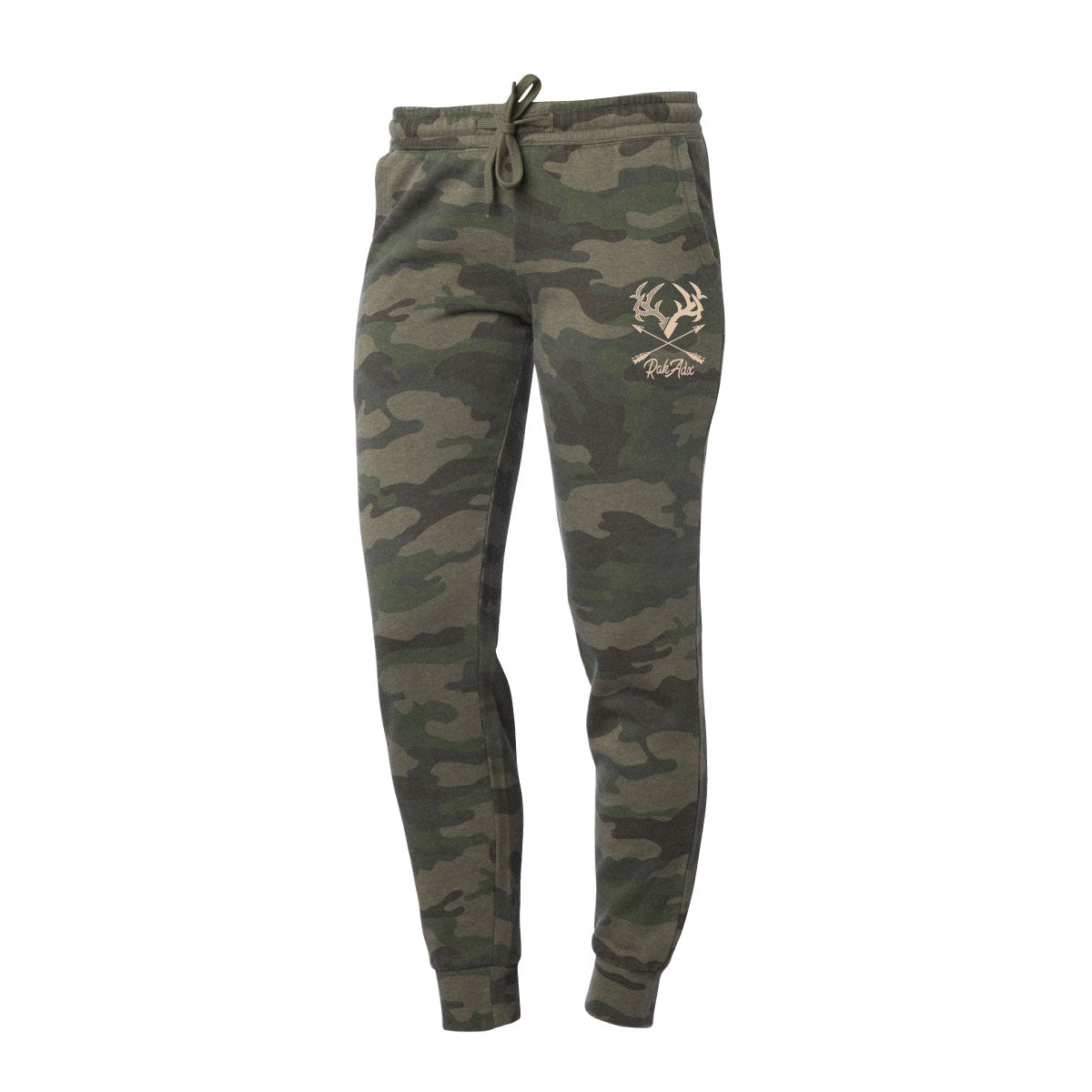 Track Her Camo Sweatpants