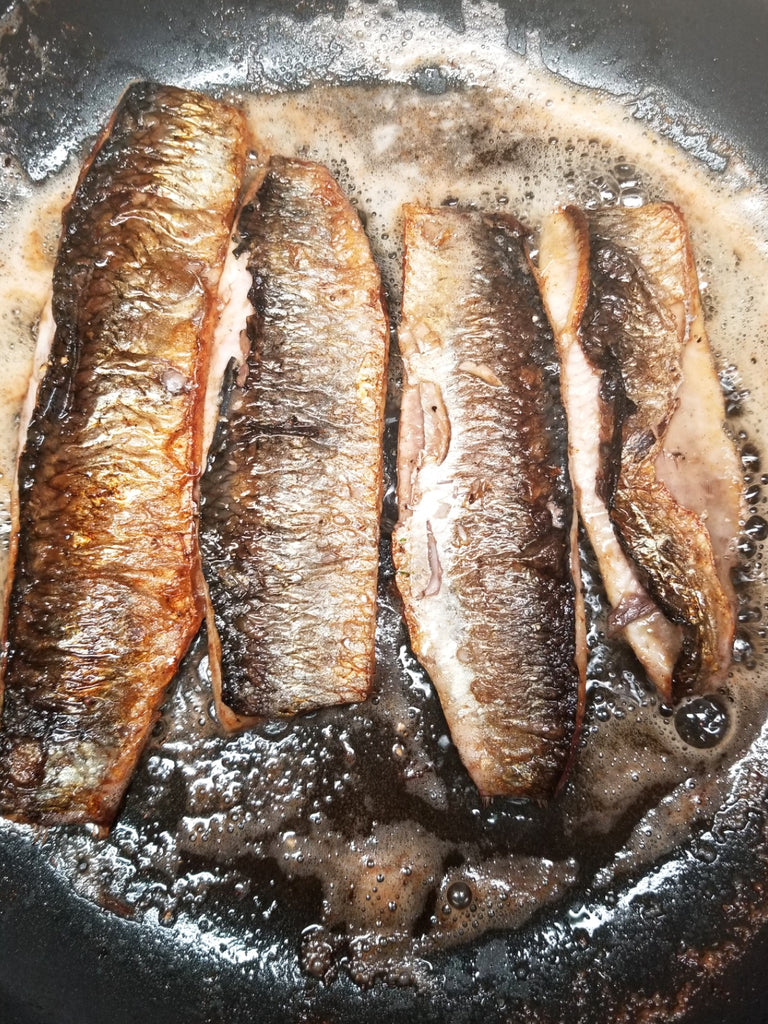 Pacific Herring! Prep and Culinary Tips from Kitchen Catch