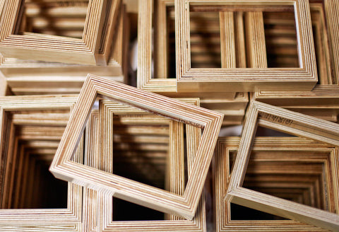 Wood Ply Frames