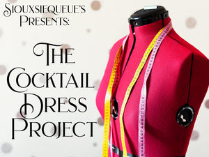 The Cocktail Dress Project