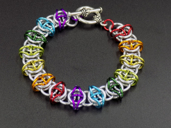 Custom Celtic Visions Bracelet