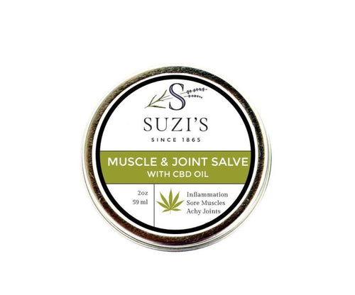 Lavender Muscle & Joint Salve