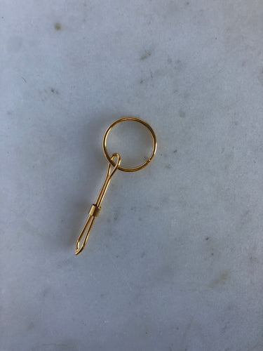 24k Joint Holder Keychain