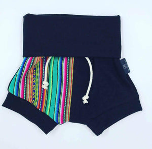 SERAPE GREEN - Baby Bums Clothing