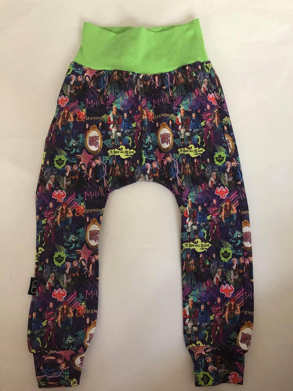 2T RTS FAIRY TALE KIDS JOGGERS - Baby Bums Clothing