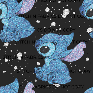 PRE-ORDER OHANA GLITTER - Baby Bums Clothing