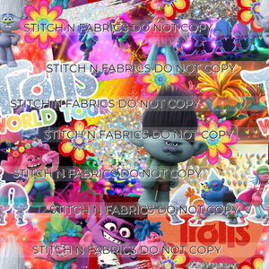 PRE-ORDER TROLL COLLAGE - Baby Bums Clothing