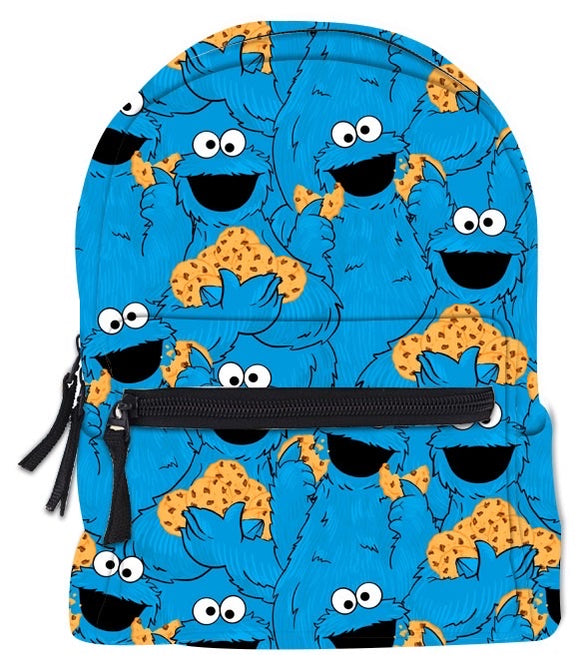 RTS  MINI BACKPACK STREET MONSTER - Baby Bums Clothing