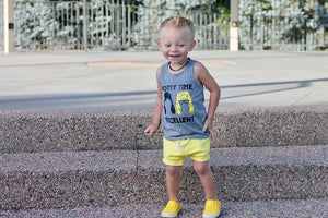 YELLOW - Baby Bums Clothing