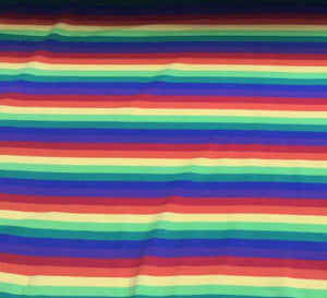 RAINBOW  STRIPES - Baby Bums Clothing