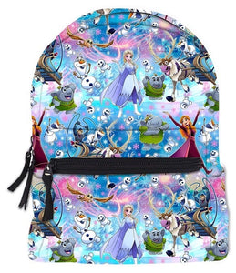 RTS MINI BACKPACK ICELAND FRIENDS - Baby Bums Clothing
