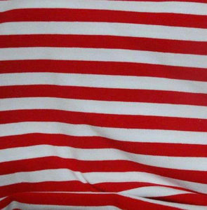 RED STRIPES - Baby Bums Clothing
