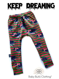 RTS KEEP DREAMING POCKET SWEAT PANTS - Baby Bums Clothing