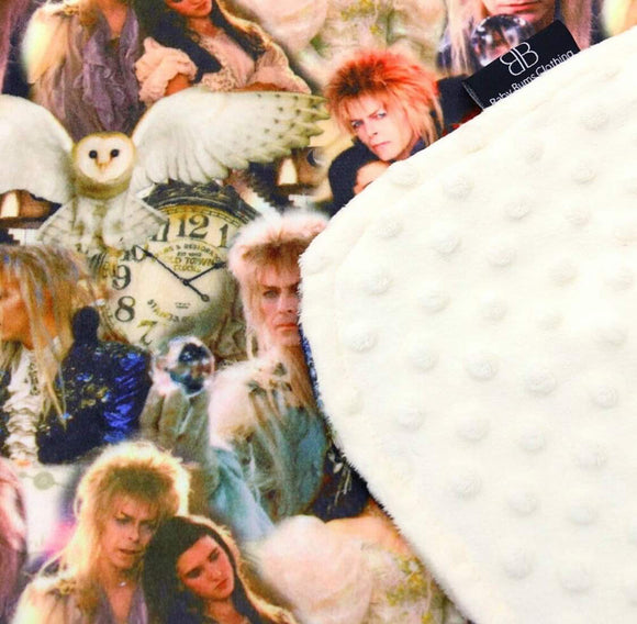 RTS GOBLIN KING BLANKET - Baby Bums Clothing
