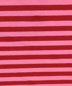 PINK AND RED STRIPES - Baby Bums Clothing