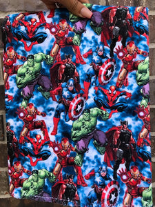 RTS MARVEL TOWEL - Baby Bums Clothing