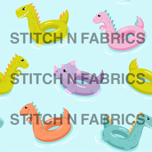 PREORDER DINO FLOATIES - Baby Bums Clothing