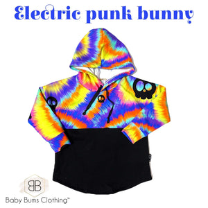 PREORDER ELECTRIC PUNK - Baby Bums Clothing