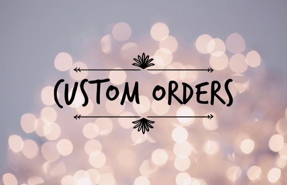 CUSTOMS - Baby Bums Clothing