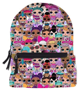 RTS MINI BACKPACK GLAM DOLLS - Baby Bums Clothing