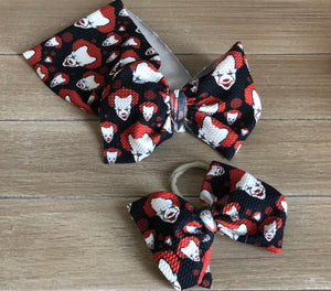 RTS KILLER CLOWN BOW - Baby Bums Clothing