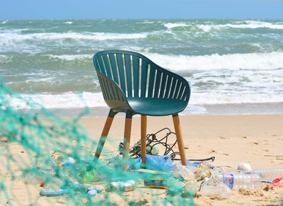 Technology in the garden - the chair to save the oceans
