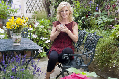 The secret gardener - Emilia Fox
