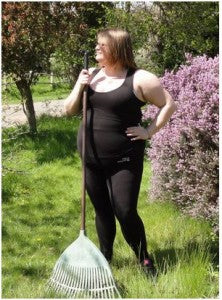 Gardeners lose weight without dieting!