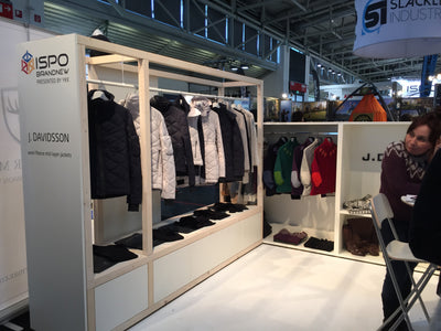 Outdoor clothing at ISPO Munich 2020