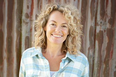 The secret gardener - Kate Humble
