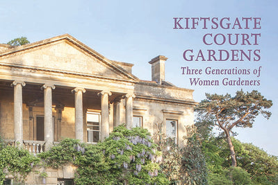 Book review - Kiftsgate Court Gardens