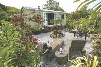 Garden trends - outdoor rooms