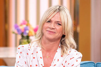 The unexpected gardener - Zoe Ball