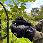 Waterproof gardening glove