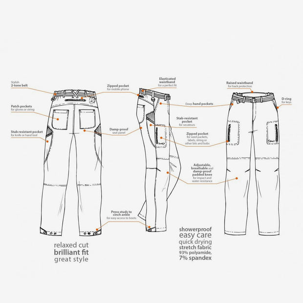 3-Season Gardening Trousers