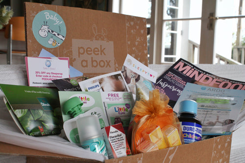 PeekaBox Baby PLUS